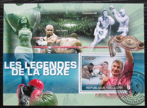 Poštovní známka Togo 2010 Box Mi# Block 530 Kat 12€