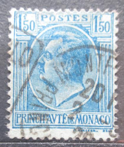 Poštovní známka Monako 1927 Kníže Louis II. Mi# 96