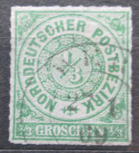 Poštovní známka Severonìmecká konfederace 1868 Nominál Mi# 2 Kat 6€