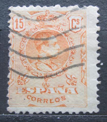 Poštovní známka Španìlsko 1917 Král Alfons XIII. Mi# 247 a
