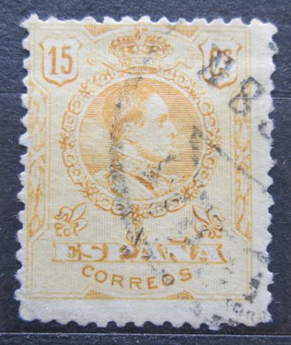 Poštovní známka Španìlsko 1917 Král Alfons XIII. Mi# 247 b