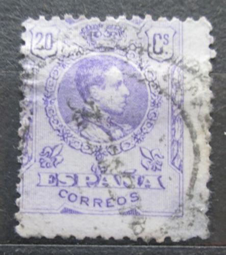 Poštovní známka Španìlsko 1920 Král Alfons XIII. Mi# 245