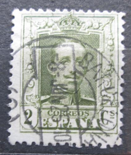 Poštovní známka Španìlsko 1922 Král Alfons XIII. Mi# 281