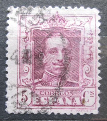 Poštovní známka Španìlsko 1923 Král Alfons XIII. Mi# 282 A a
