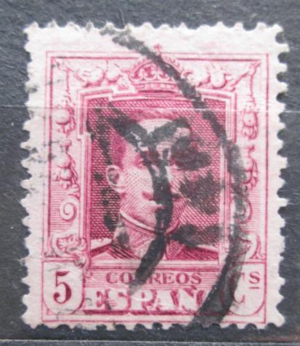 Poštovní známka Španìlsko 1926 Král Alfons XIII. Mi# 282 A b