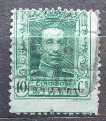 Poštovní známka Španìlsko 1924 Král Alfons XIII. Mi# 286 A b
