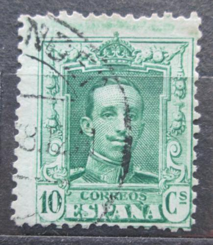 Poštovní známka Španìlsko 1926 Král Alfons XIII. Mi# 286 A c