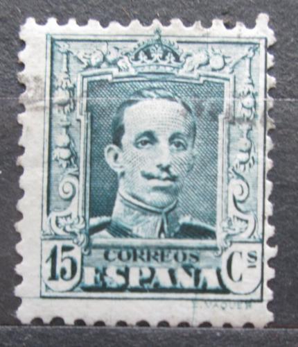 Poštovní známka Španìlsko 1923 Král Alfons XIII. Mi# 287 A a
