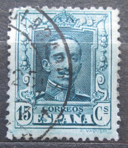 Poštovní známka Španìlsko 1922 Král Alfons XIII. Mi# 287 A b