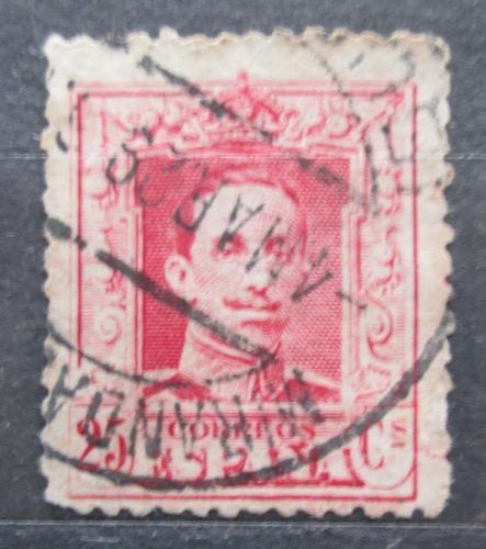 Poštovní známka Španìlsko 1923 Král Alfons XIII. Mi# 289 A Ia
