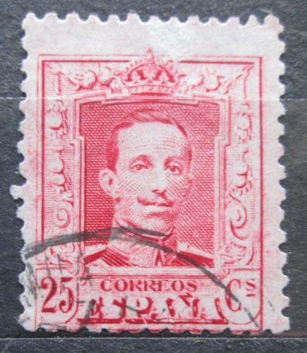 Poštovní známka Španìlsko 1922 Král Alfons XIII. Mi# 289 A Ib