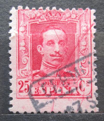 Poštovní známka Španìlsko 1927 Král Alfons XIII. Mi# 289 A IIa