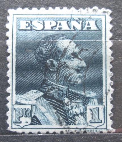 Poštovní známka Španìlsko 1924 Král Alfons XIII. Mi# 294 A a