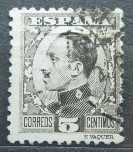 Poštovní známka Španìlsko 1930 Král Alfons XIII. Mi# 563