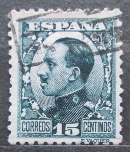Poštovní známka Španìlsko 1930 Král Alfons XIII. Mi# 565