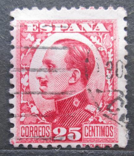 Poštovní známka Španìlsko 1930 Král Alfons XIII. Mi# 567