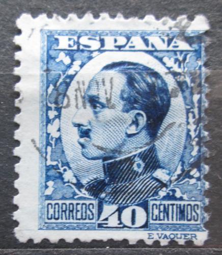 Poštovní známka Španìlsko 1930 Král Alfons XIII. Mi# 569