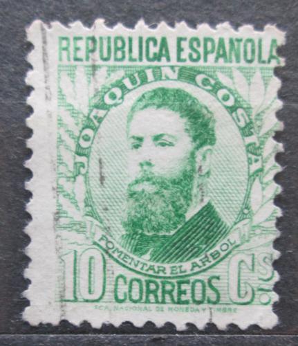 Poštovní známka Španìlsko 1932 Joaquin Costa y Martinez Mi# 619 II A