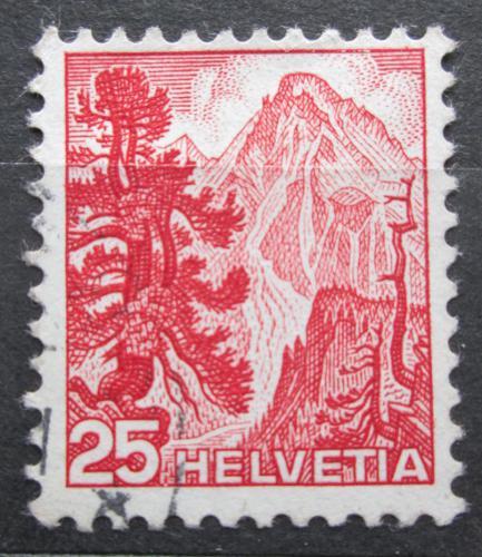 Poštovní známka Švýcarsko 1948 Národní park Mi# 503 Kat 4€