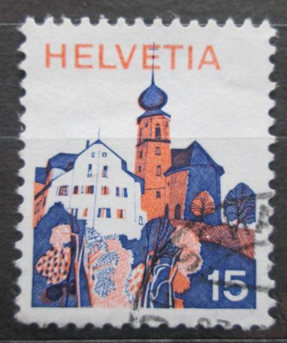 Poštovní známka Švýcarsko 1973 Luzern Mi# 1005