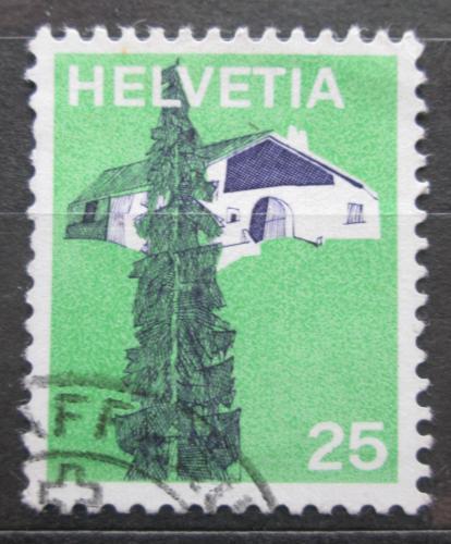 Poštovní známka Švýcarsko 1973 Bern Mi# 1006