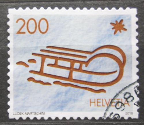 Poštovní známka Švýcarsko 2016 Sáòky Mi# 2474 Kat 5€
