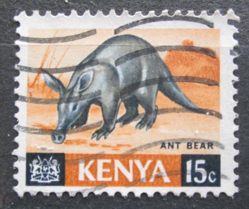 Poštovní známka Keòa 1966 Hrabáè kapský Mi# 22