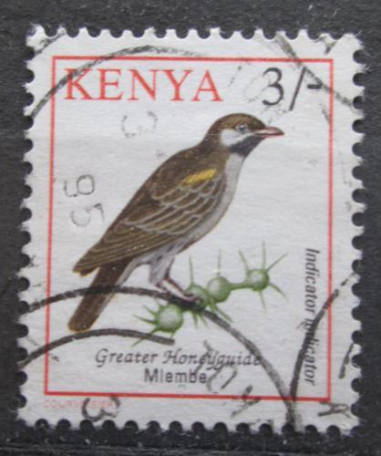 Poštovní známka Keòa 1993 Medozvìstka køiklavá Mi# 576