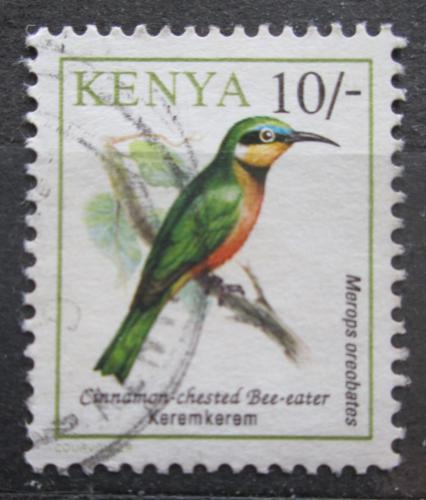Poštovní známka Keòa 1993 Melittophagus lafresnayii Mi# 580