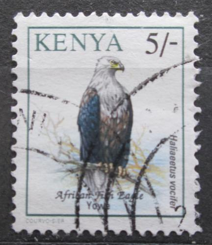 Poštovní známka Keòa 1994 Orel jasnohlasý Mi# 577