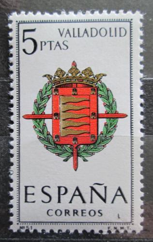 Poštovní známka Španìlsko 1966 Znak Valladolid Mi# 1598