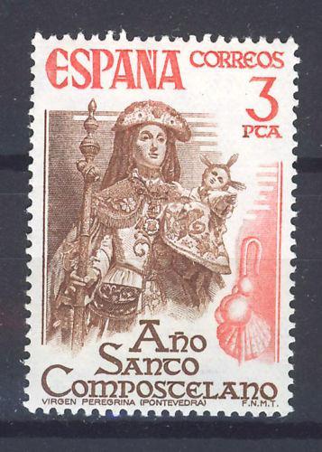 Poštovní známka Španìlsko 1976 Svatý Jakub Mi# 2199