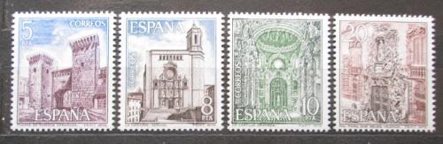 Poštovní známky Španìlsko 1979 Pamìtihodnosti Mi# 2419-22