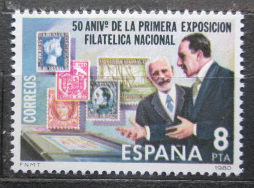 Poštovní známka Španìlsko 1980 Král Alfons XIII. Mi# 2468