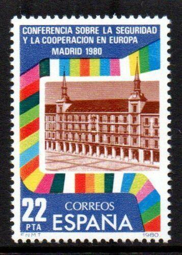 Poštovní známka Španìlsko 1980 Plaza Mayor, Madrid Mi# 2482