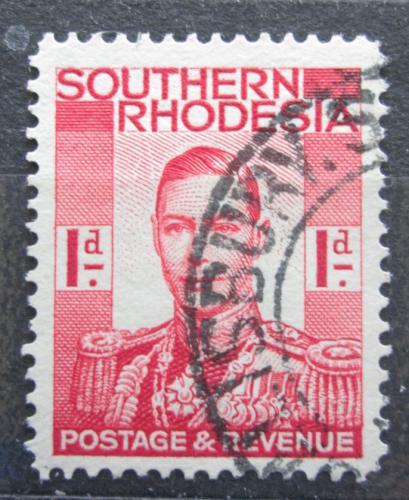 Poštovní známka Jižní Rhodésie, Zimbabwe 1937 Král Jiøí VI. Mi# 43