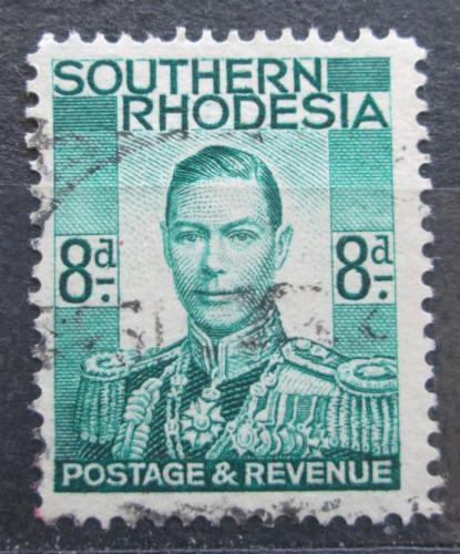 Poštovní známka Jižní Rhodésie, Zimbabwe 1937 Král Jiøí VI. Mi# 47