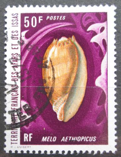 Poštovní známka Afars a Issas 1972 Melo aethiopicus Mi# 64