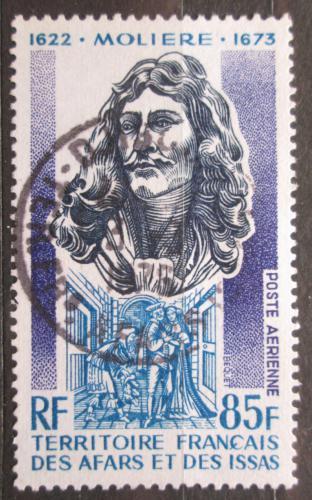 Poštovní známka Afars a Issas 1973 Molière Mi# 87
