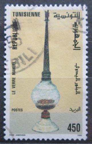 Poštovní známka Tunisko 1995 Sklenìný rozprašovaè Mi# 1309
