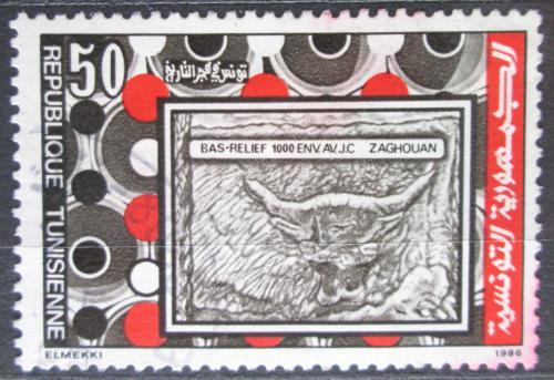 Poštovní známka Tunisko 1986 Tuniské dìjiny Mi# 1127