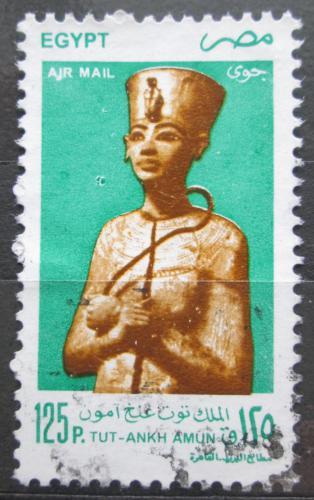 Poštovní známka Egypt 1998 Tutanchamon Mi# 1957