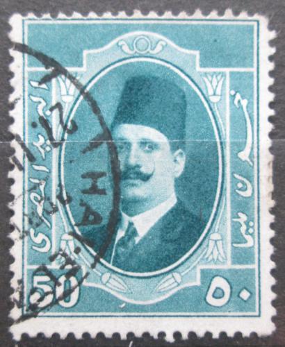 Poštovní známka Egypt 1923 Král Fuad I. Mi# 90