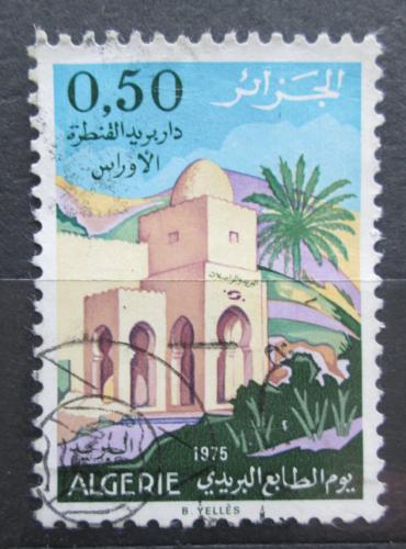 Poštovní známka Alžírsko 1975 Pošta El Kantara Mi# 650