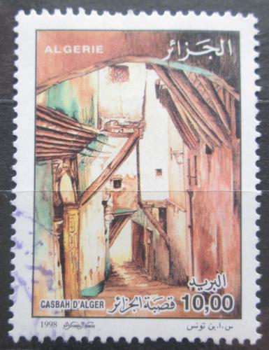 Poštovní známka Alžírsko 1998 Ulice Mi# 1214