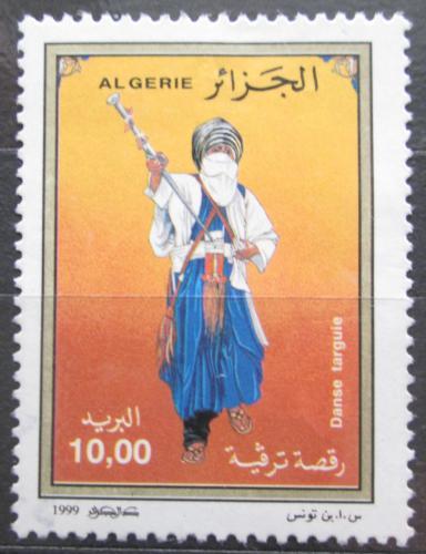 Poštovní známka Alžírsko 1999 Lidový tanec Mi# 1267