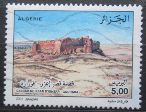 Poštovní známka Alžírsko 2002 Stará pevnost Mi# 1358