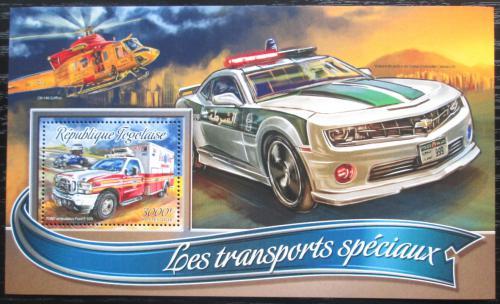 Poštovní známka Togo 2016 Záchranáøi Mi# Mi# Block 1311 Kat 12€