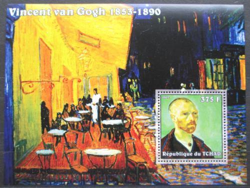 Poštovní známka Èad 2002 Umìní, Vincent van Gogh Mi# Block 345
