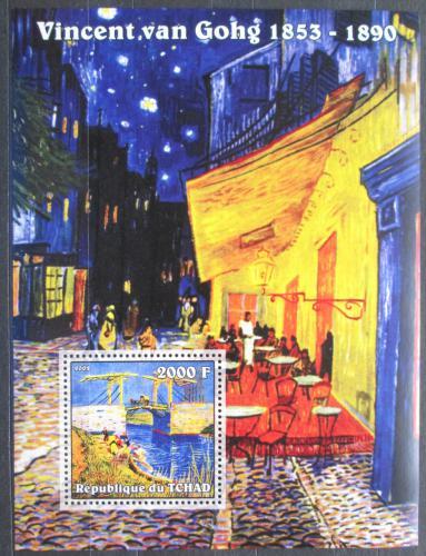 Poštovní známka Èad 2002 Umìní, Vincent van Gogh Mi# Block 356 Kat 9€ - zvìtšit obrázek